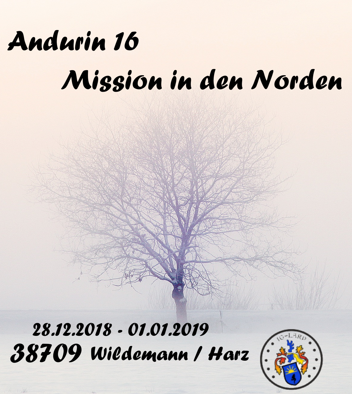 Andurin 16 - Mission in den Norden